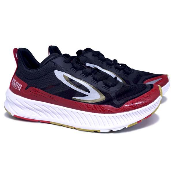 Sepatu Running 910 Geist Ekiden - Hitam/Merah/Putih