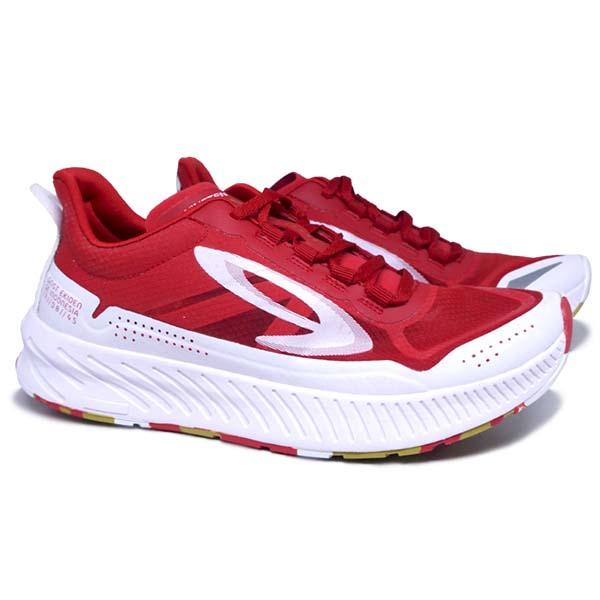 Sepatu Running 910 Geist Ekiden - Merah/Putih