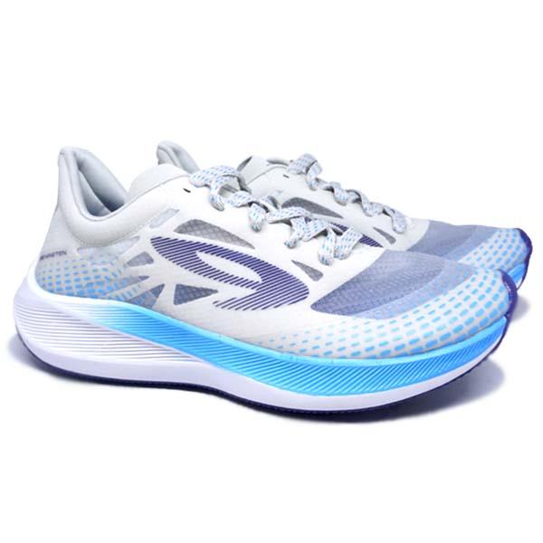 Sepatu Running 910 Haze 1.5 - Abu Muda/Putih/Biru