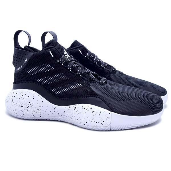 Sepatu Basket Adidas D Rose 773 2020 - Cblack/Ftwwht/Cblack
