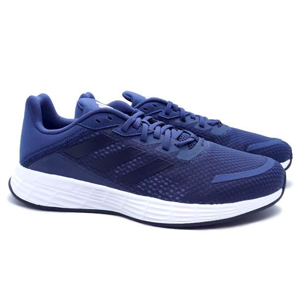 Sepatu Running Adidas Duramo SL - Crew Navy/Legend Ink/Cloud White