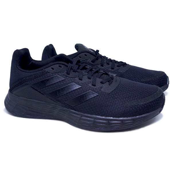 Sepatu Running Adidas Duramo SL G58108 - Cblack /Cblack/Cloud White