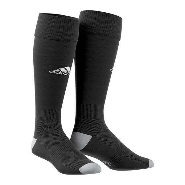 Kaos Kaki Adidas Milano 16 Sock - Black/White