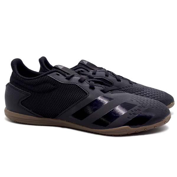 Sepatu Futsal Adidas Predator 20.4 Sala IN - Cblack/Black