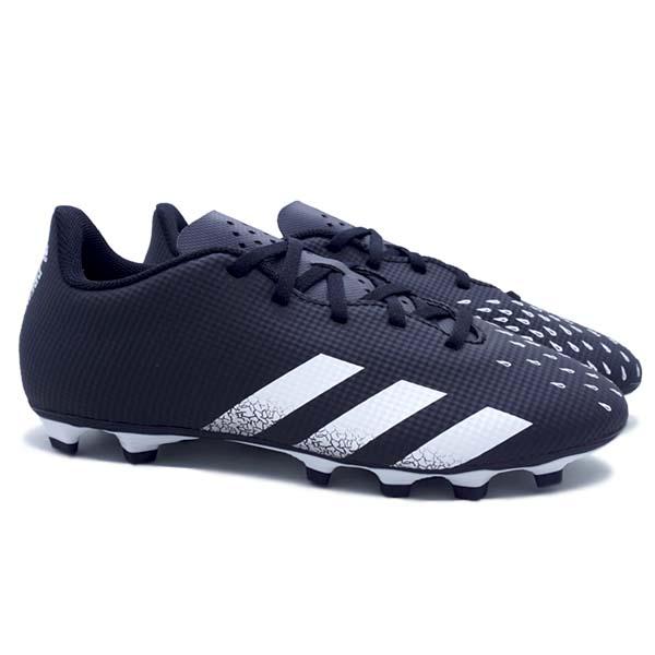 Sepatu Bola Adidas Predator Freak.4 FG - Cblack/Ftwwh/Cblack