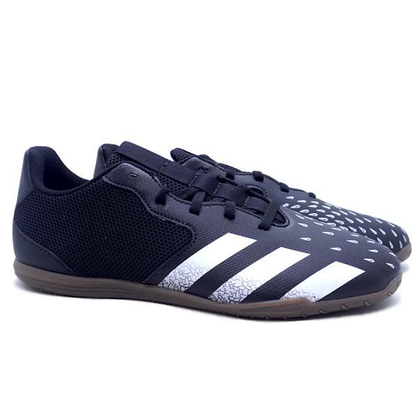 Sepatu Futsal Adidas Predator Freak.4 Sala IN - Cblack/Ftwwht/Gum5