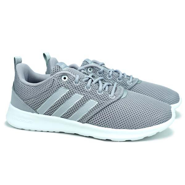Sepatu Running Adidas QT Racer 2.0 - Glory Grey/Silvmt