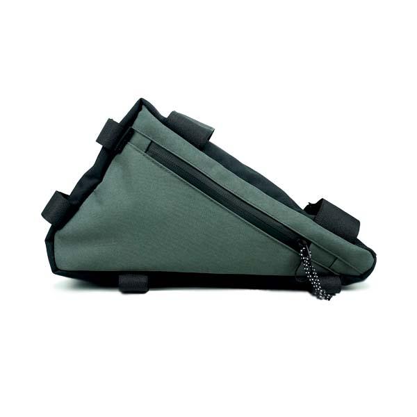 Tas Sepeda Uxonn Corner Frame Bag - Abu/Ory/Htm