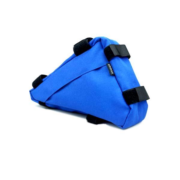 Tas Sepeda Uxonn Corner Frame Bag - Biru