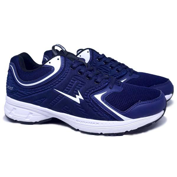 Sepatu Running Eagle Force Power - Biru Tua/Putih