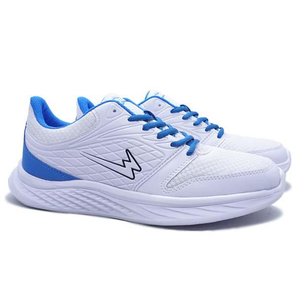 Sepatu Running Eagle Rocks - Putih/Biru