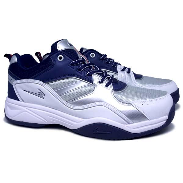 Sepatu Tennis Eagle Sky Garden - Biru Tua/Putih