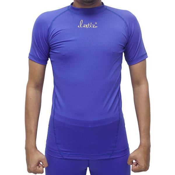 Baselayer Elastico Short Sleeve - Biru
