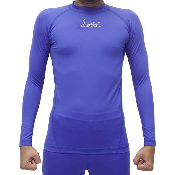 Elastico Baselayer Long Sleeve - Biru Allsize