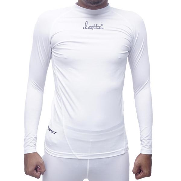 Elastico Baselayer Long Sleeve - Putih Allsize