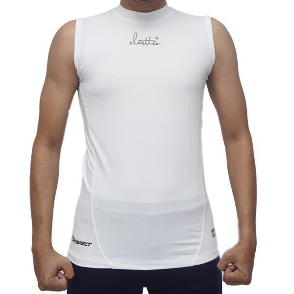 Elastico Baselayer Sleeveless - Putih Allsize