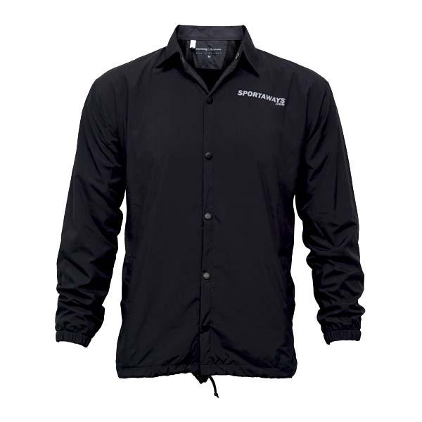 Jaket Grygera Coach X Sportaways - Black