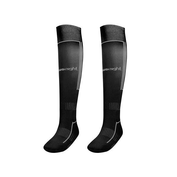 Kaos Kaki Ortuseight Helios FB Socks JR - Black/Grey