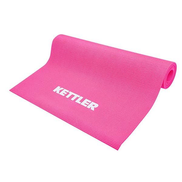 Matras Kettler Yoga Mat 68x24x4.5mm - Red