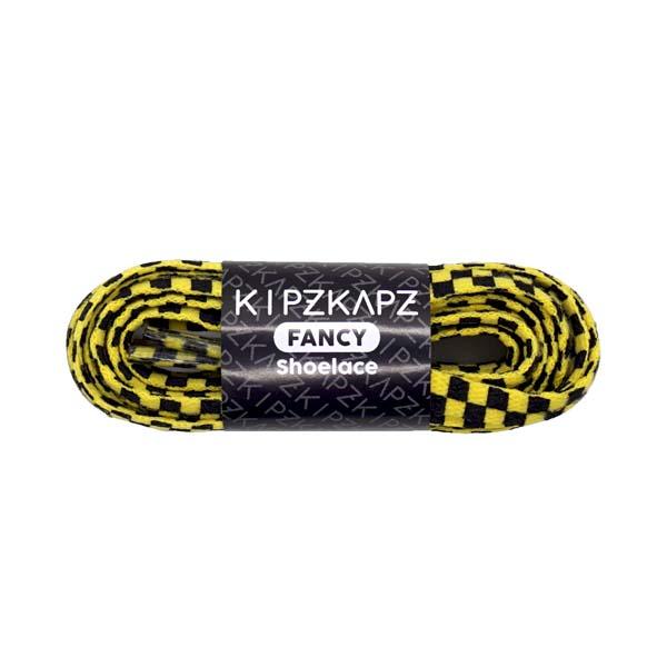 TaliSepatu Kipzkapz Fancy XS31 - 115 - Black Yellow