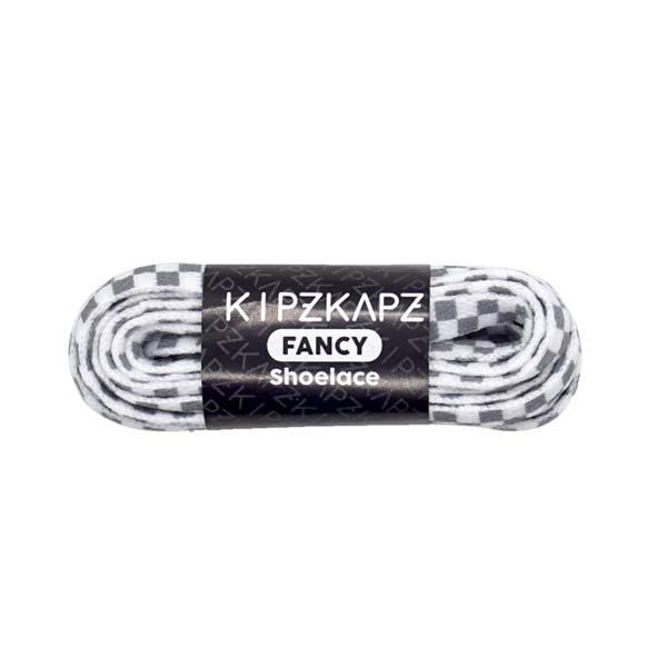 TaliSepatu Kipzkapz Fancy XS33 - 115 - White Grey