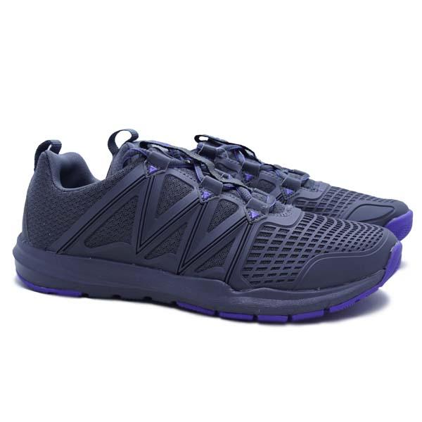 Sepatu Running League Cage W - Castle Rock/Violet Storm