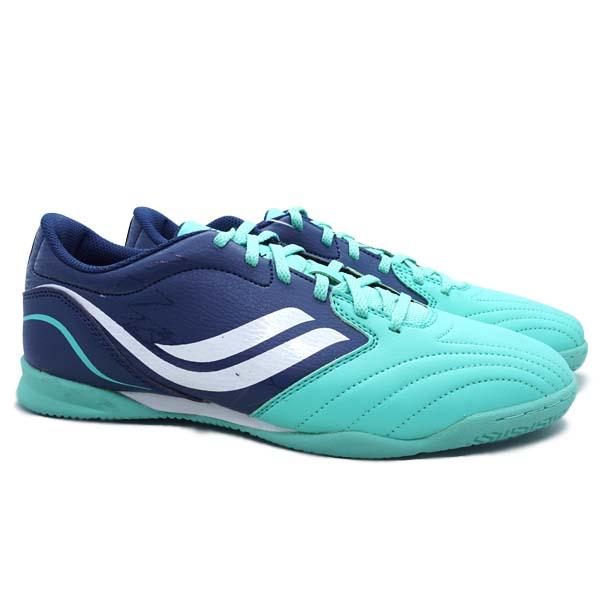 Sepatu Futsal Legas Encanto LA - Cockatoo/Majolica Blue/White