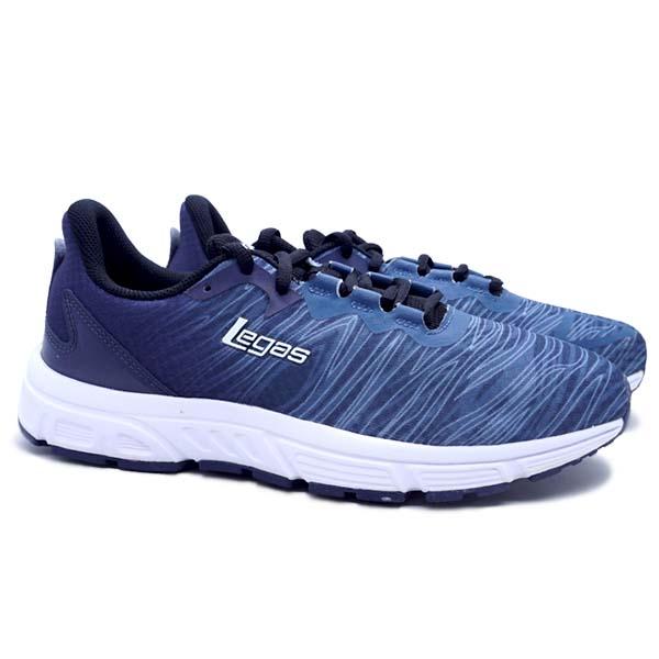 Sepatu Running Legas Galaxy LA M - Indian Teal/Dress Blues/Black