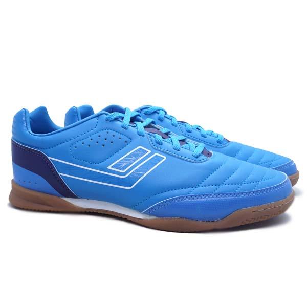 Sepatu Futsal Legas Meister LA - Hawaiian Ocean/Medieval Blue