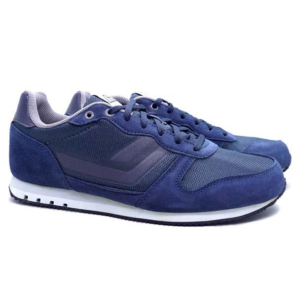 Sepatu Casual League STRV - Dark Slate/Majolica Blue