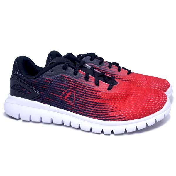 Sepatu Running League Valor TR U 107058601N - High Risk Red/Black/White