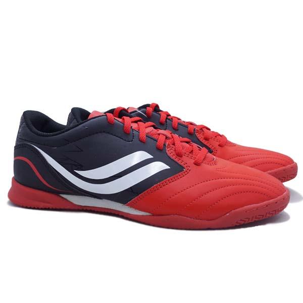 Sepatu Futsal Legas Encanto LA - Flame Scarlet/Black/White