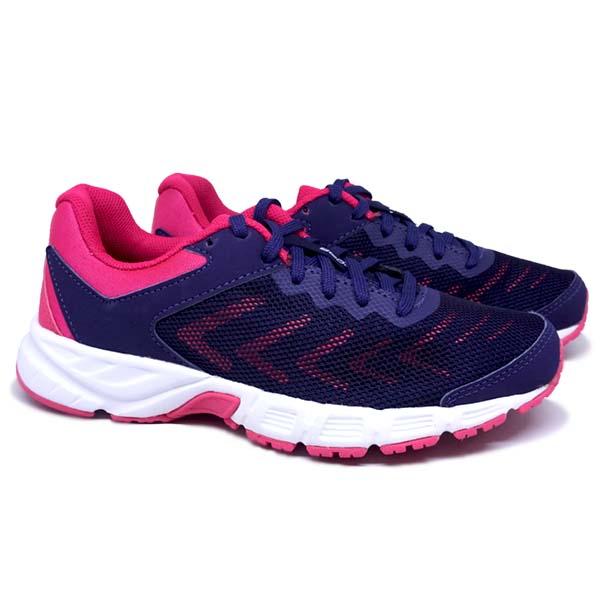 Sepatu Running Legas Raptor LA W 202058461LAN - Eclipse/Raspberry/White