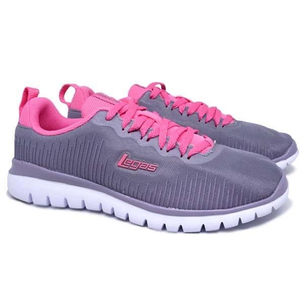 Sepatu Casual Legas Sain LA W 201038261LAN - Cloudburst/Camelia Rose/White