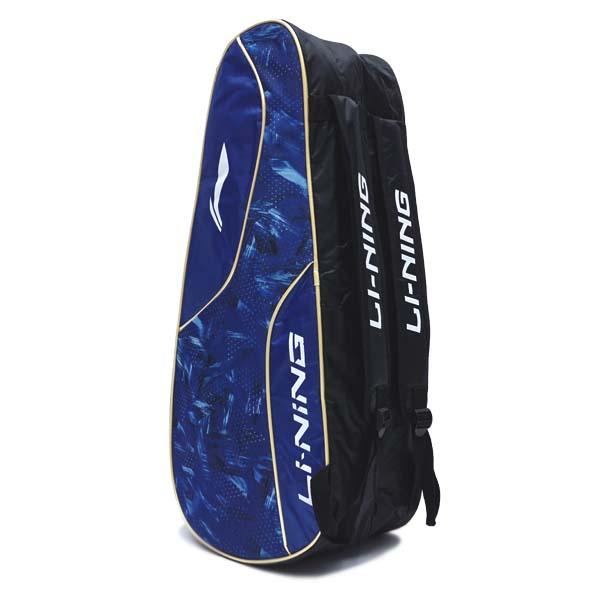 Tas Badminton Li-ning 2 in 1 Racket Bag ABDN238-1 - Blue