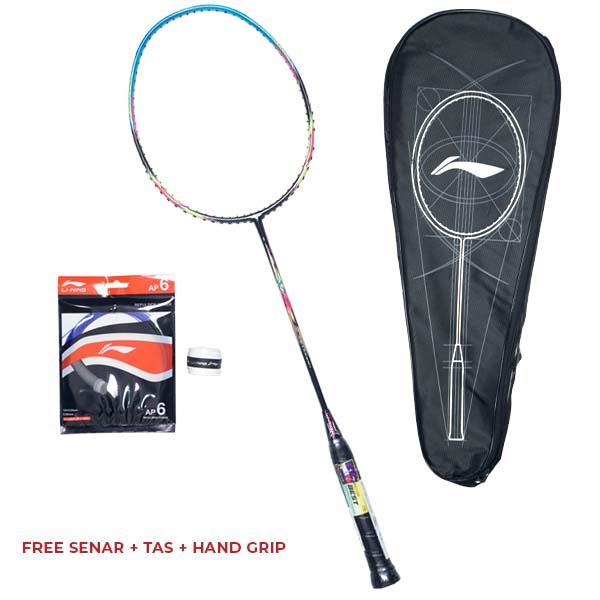 Raket Badminton Li-Ning G-Force 10 - Black/Blue