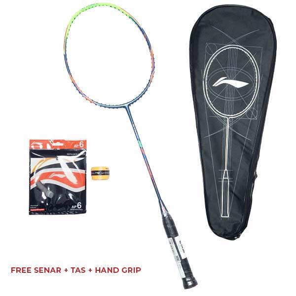 Raket Badminton Li-Ning G-Force 66 - Navy/Green