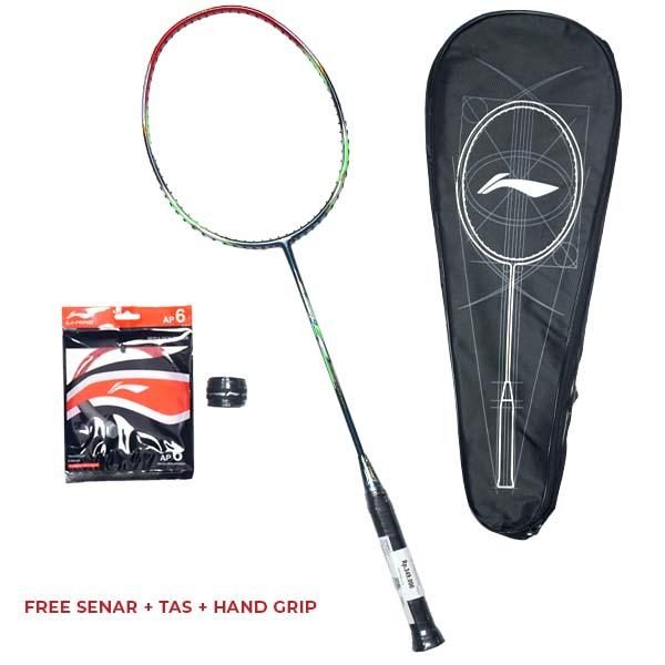 Raket Badminton Li-Ning G-Force 9 - Navy/Red