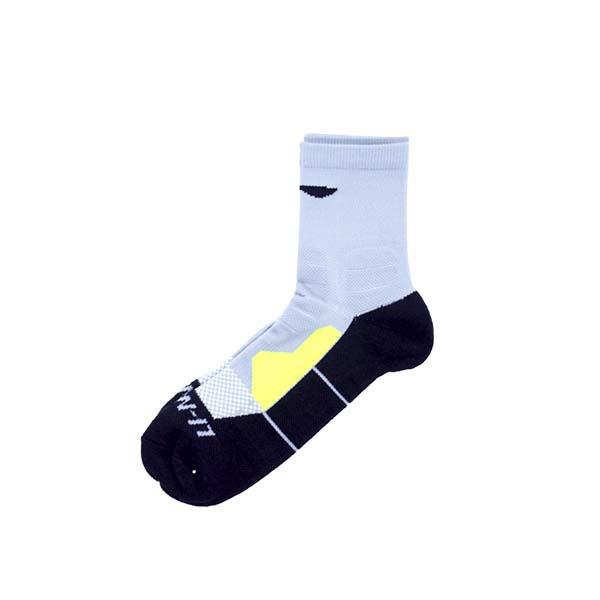 Kaos Kaki Li-Ning Quarter Socks AWLR121-4 - Grey