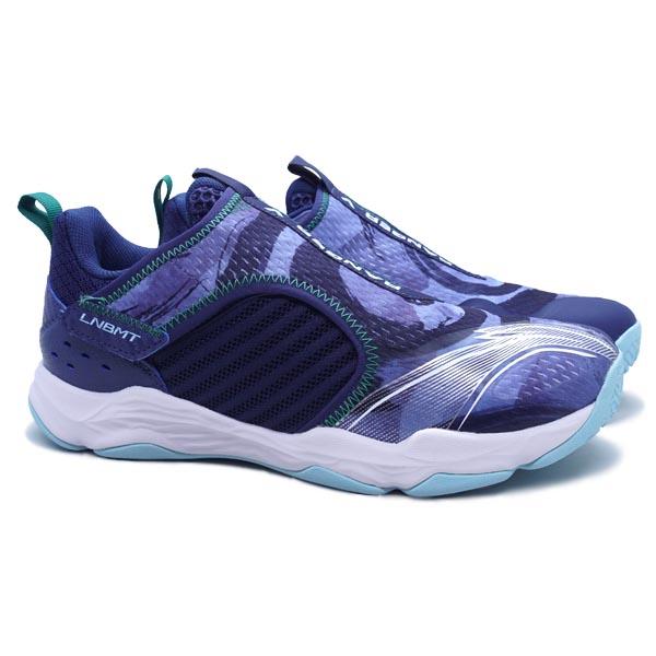 Sepatu Badminton Li-Ning Ranger V Lite AYTR003-3S - Deep Blue