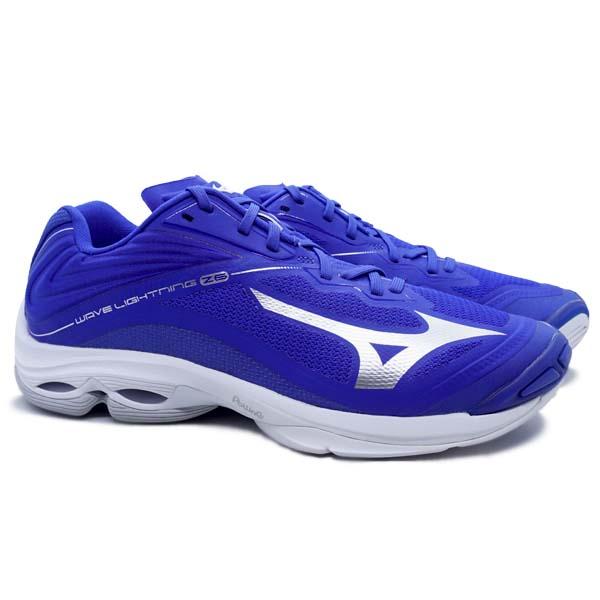 Sepatu Volley Mizuno Wave Lightning Z6 - True Blue/10249 C/SurfTheWeb
