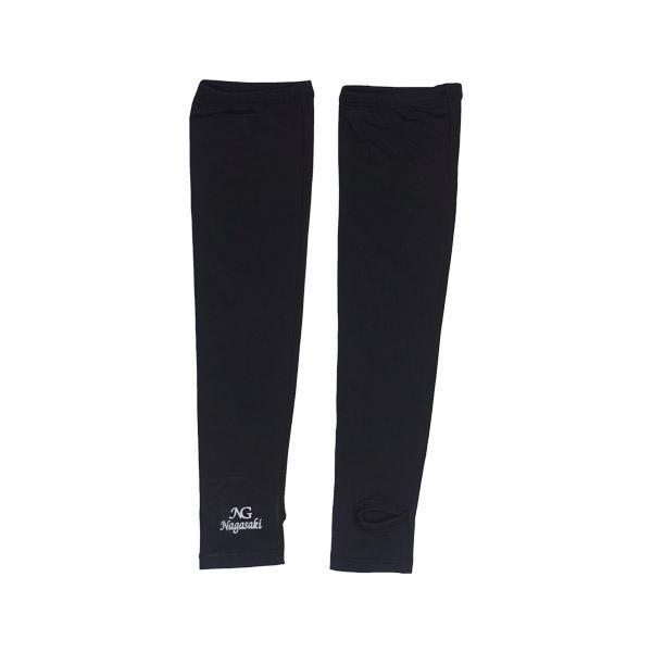 Nagasaki Arm Sleeve - Black