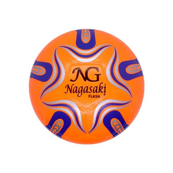 Bola Futsal Nagasaki Bola Futsal Flash - Orange/Navy