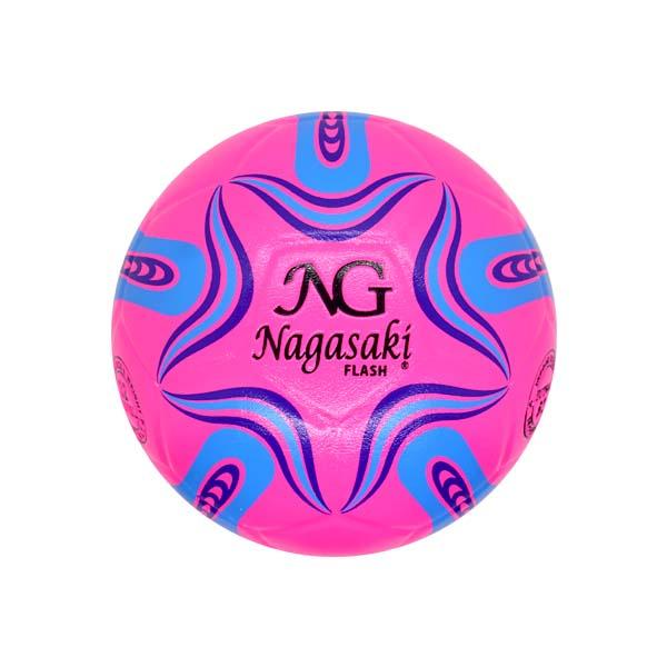 Bola Futsal Nagasaki Bola Futsal Flash - Pink/Blue