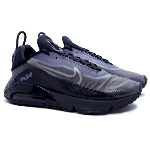 Sepatu Running Nike Air Max 2090 - Black/White