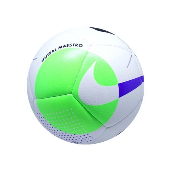 Bola Futsal Nike Futsal Maestro - White/Rage Green/Indigo Burst