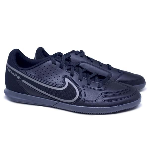 Sepatu Futsal Nike Legend 9 Club IC DA1189 004 - Black/Iron Grey