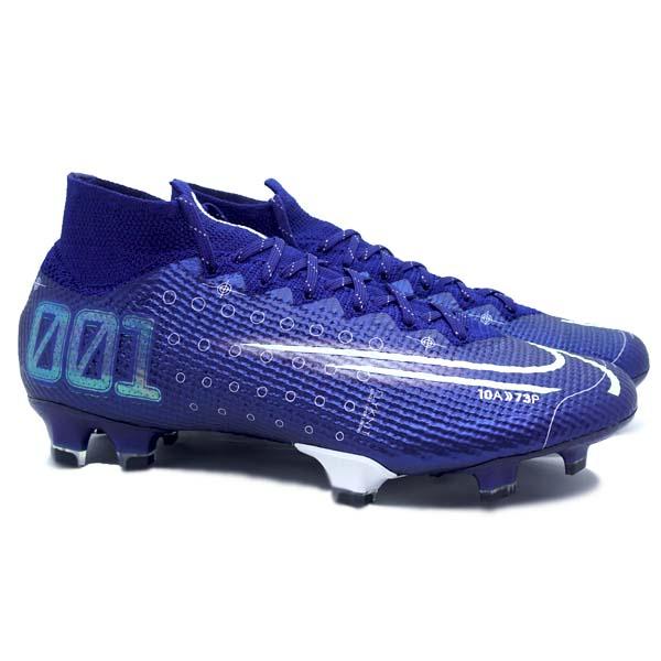 Sepatu Bola Nike Superfly 7 Elite MDS FG - Blue Void