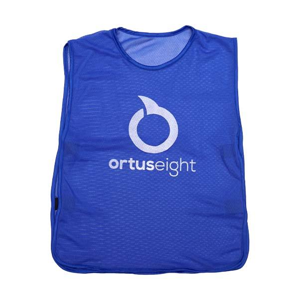 Rompi Ortuseight Aegis Bibs - Ocean Blue/White