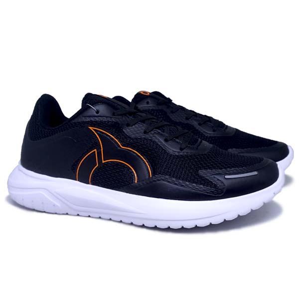 Sepatu Casual Ortuseight Alpine - Black/White